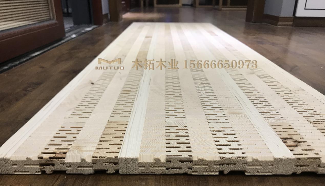 原木力学板,木拓打破国外垄断,做中国自己的结构《芯》 时间:2020-04-13 16:30:29来源:互联网